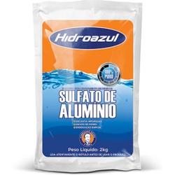 Sulfato de Alumínio 2kg HidroAzul - RSN3H2WZ9 - Itapiscinas