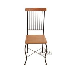 Cadeira de Jantar Encosto Gradeado - 64 - JLARTESANATO
