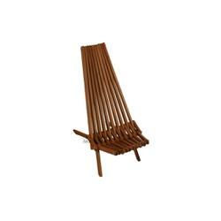 Cadeira de varanda dobrável - 40 - JLARTESANATO