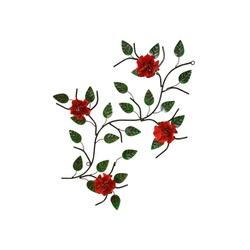 Arranjo De Rosas - 80 - JLARTESANATO