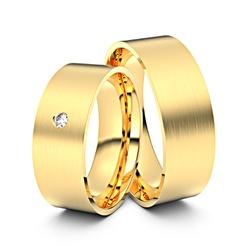 5290 - Alianças 5,5 mm de Casamento Cancun - Joias MB