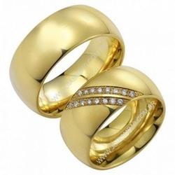4717 - Alianças de Casamento Edinburgh 10,3mm - Joias MB
