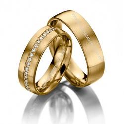5310 - Alianças de Casamento Aquiraz 6,5mm - Joias MB