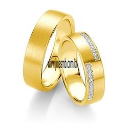 6016 - Alianças Flamboyant Shopping - Joias MB
