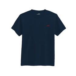Camiseta Masculina Básica - Marinho - 5143 - JR Confeções