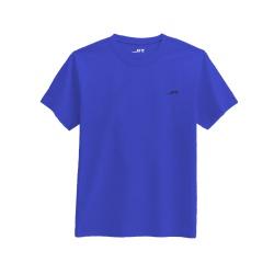 Camiseta Masculina Básica - Azul Royal - 5143 - JR Confeções