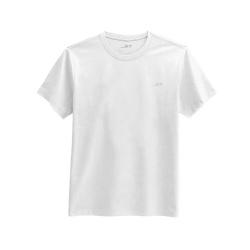 Camiseta Masculina Básica - Branca - 5143 - JR Confeções