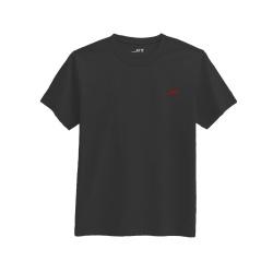 Camiseta Masculina Básica - Preta - 5143 - JR Confeções