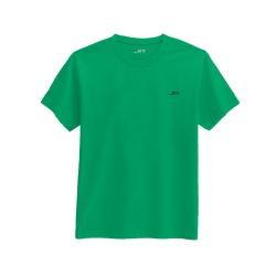 Camiseta Masculina Básica - Verde Bandeira - 5143 - JR Confeções