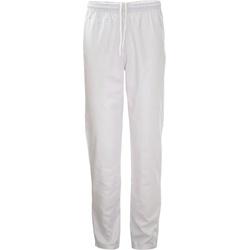 Calça em Brim Branca - 100 - JR Confeções