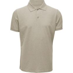 Camisa Polo Masculina Areia - 4097 - JR Confeções