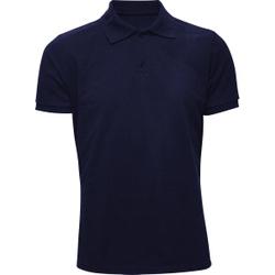 Camisa Polo Masculina Marinho - 4097 - JR Confeções