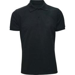 Camisa Polo Masculina Preta - 4097 - JR Confeções