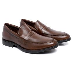 Sapato Masculino Loafer Couro Kauany - 9400 LOA CA... - Kauany Calçados