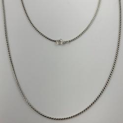 Corrente Indiana 1,4 mm em Prata 925