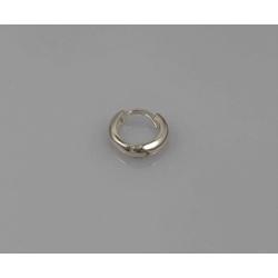 Piercing Argola para Furo em Prata 925