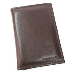 Carteira de couro - porta Documentos e porta moeda... - LARGADÃO - COM VOCÊ, ONDE FOR!