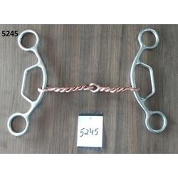 Freio Levantador Bocal Torcido Sport Equine 5245