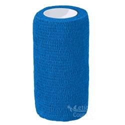 Bandagem Elástica Ventrap Azul Turquesa Boots Horse