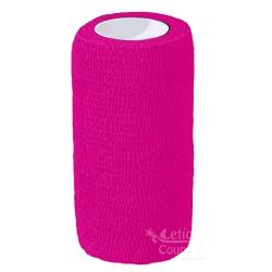 Bandagem Elástica Ventrap Pink Boots Horse