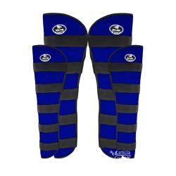 Protetor de Viagem Extra Longo Azul Royal Boots Horse
