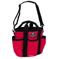 Bolsa Porta Materiais de Higiene Vermelha