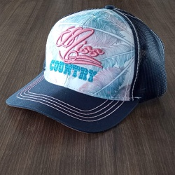 Boné Miss Country 4266 - 4266 - LETÍCIA COUNTRY IMPORT'S