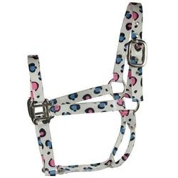 Cabresto para Cavalo Nylon Estampado Boots Horse 3924