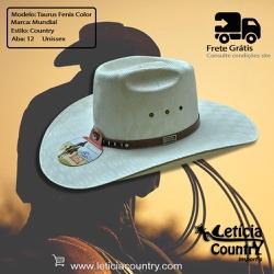 Chapéu Mundial Taurus Fenix Color