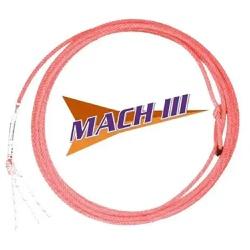 Corda Fast Back Mach 3 3 Tentos MS31 Cabeça para Laço em Dupla