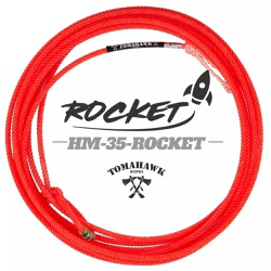 Corda Tomahawk Rocket 4 Tentos HM 35 PÉ para Laço em Dupla