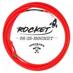 Corda Tomahawk Rocket 4 Tentos M 35 PÉ para Laço em Dupla