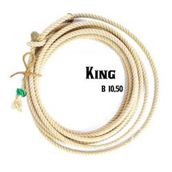 Corda Importada King Rope Para Laço De Bezerro Profissional B 10.5mm