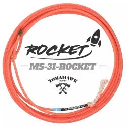Corda Tomahawk Rocket 4 Tentos MS 31 Cabeça para Laço em Dupla