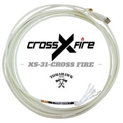 Corda Tomahawk Rocket 4 Tentos XS 31 Cabeça para Laço em Dupla