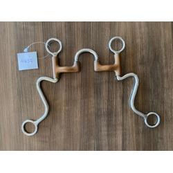 Freio Correction Sport Equine 4656 - 4656 - LETÍCIA COUNTRY IMPORT'S