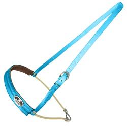 Gamarra de Nylon e uma Peia Boots Horse Azul Turquesa