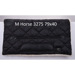 Manta M Horse Tambor de Peso 3275