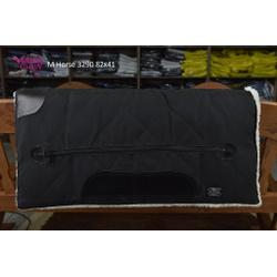 Manta M Horse Tambor de Peso Preto 3290