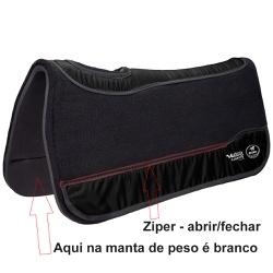 Manta Boots Horse Tambor Peso Flex Comfort