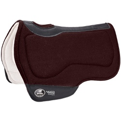 Manta Tambor Boots Horse Redonda Flex Comfort Marrom BH-82 3990