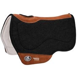 Manta Tambor Boots Horse Redonda Flex Comfort Preta BH-82 3992
