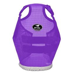 Máscara de Proteção para Cavalos Boots Horse Roxa
