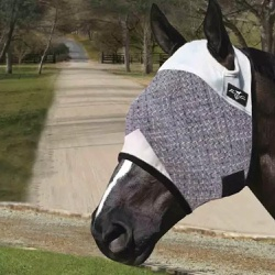 Máscara de Proteção para Cavalos Profissional Choice PCFM-100