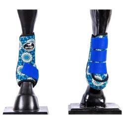 Boleteira Dianteira Estampada Boots Horse 4512 - 4... - LETÍCIA COUNTRY IMPORT'S