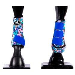 Boleteira Dianteira Estampada Boots Horse 4523 - 4... - LETÍCIA COUNTRY IMPORT'S