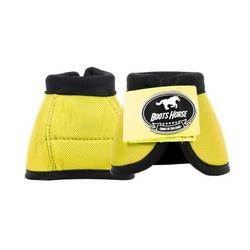 Cloche Boots Horse Amarelo 3724