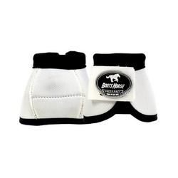 Cloche Boots Horse Branco 3727