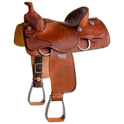 Sela Completa Nogueira Modelo 1000 Rancheira 4584 ... - LETÍCIA COUNTRY IMPORT'S