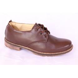 Sapato Social Confort Albarus na Cor Marrom. - 800 - LOJA ALBARUS